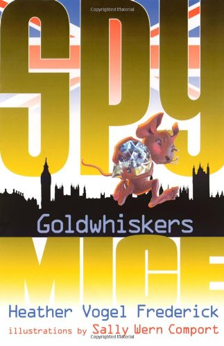 Goldwhiskers (Spy Mice) by Simon & Schuster Books for Young Readers (Image #1)