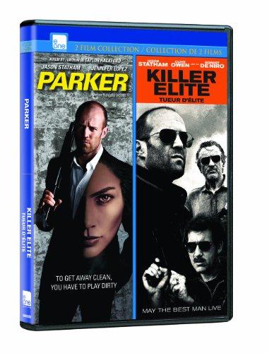 Parker / Killer Elite (Robert De Niro Jason Statham Clive Owen)