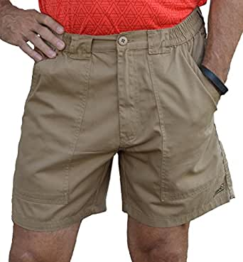 TROD Men's Deep Pockets Short with 6 inch inseam at Amazon ...