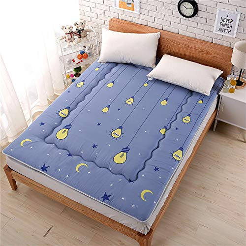 C&DIAN Tatami Mattress,Crawling Mat,Comfort Portable, Mat Is Student Bedroom-M 100x200cm(39x79inch) by C&DIAN