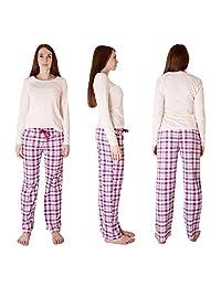 Cherokee Conjunto de Pijama de 2 Piezas para Mujer