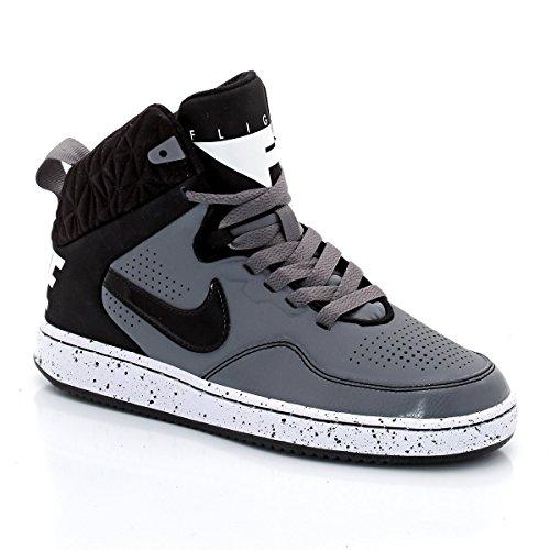 Nike - First Flight - Couleur: Gris-Noir - Pointure: 36.0