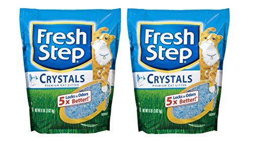 fresh-step-cat-litter-lightweight-10-day-odor-control-dust-free-crystals-2-8lb-bags-16lb-total