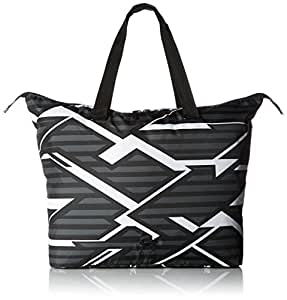 Under Armour On The Run Tote,Black/Black, One Size