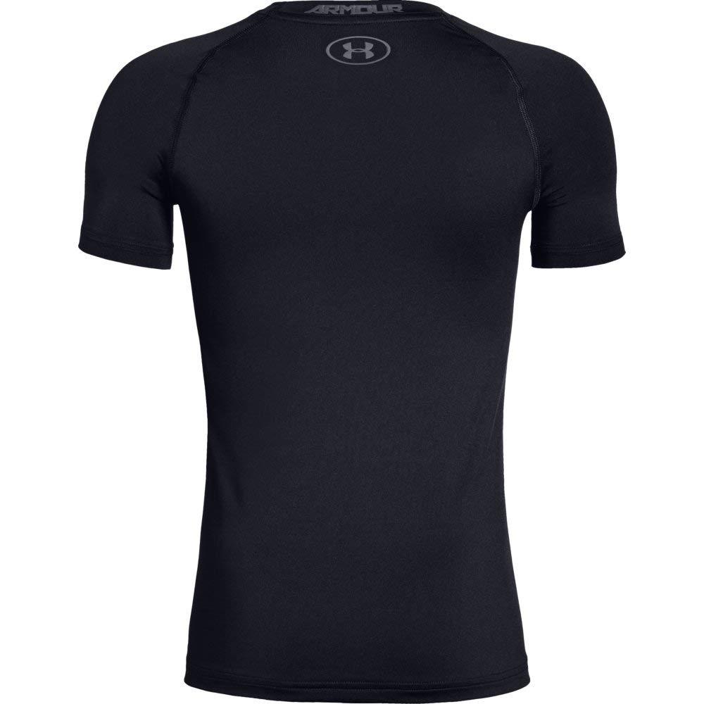 Under Armour Armour Heatgear Short Sleeve Camiseta Ni/ños