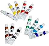 Artico Acrylfarben Malerei Farbset 12 verschiedene Farben