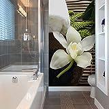 Wall Mural - Photo Mural - Premium Fleece Wallpaper - Wellness Orchid - Large - on roll - 56' x 102' - incl. Wallpaper Glue - FT-1099-260 - Wall-Art US