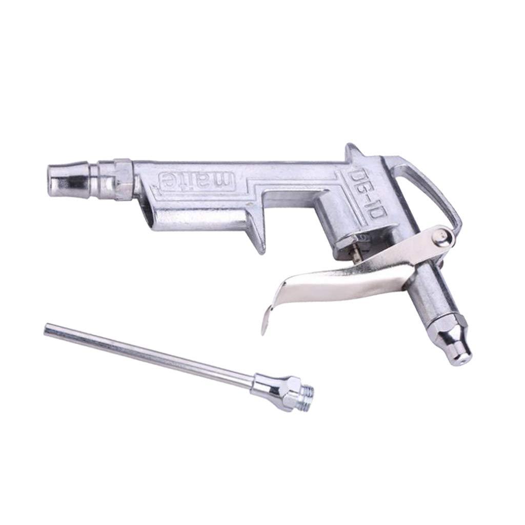 B Blesiya Ugello Pistole Soffietto Aria Compressa Antipolvere Automobile Lega Alluminio