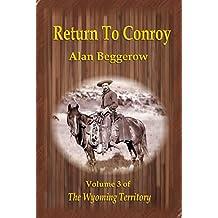 Return To Conroy (Wyoming Territory Book 3)