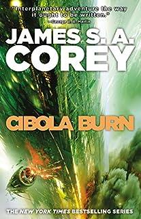 Book Cover: Cibola burn
