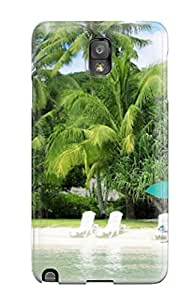 For Galaxy Note 3 Premium Tpu Case Cover Natures Protective Case