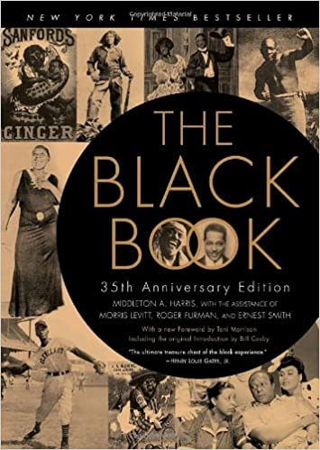 The Black Book >> The Black Book 35th Anniversary Edition Middleton A Harris