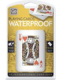 Go Travel Playing Cards, Assorted, One Size