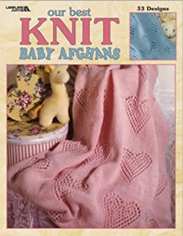 Our Best Knit Baby Afghans by [Arts, Leisure]