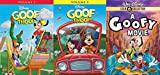 Goofy Collection - Disney's Goof Troop Volume 1 & 2 and A Goofy Movie (Gold Collection) 7-DVD Bundle