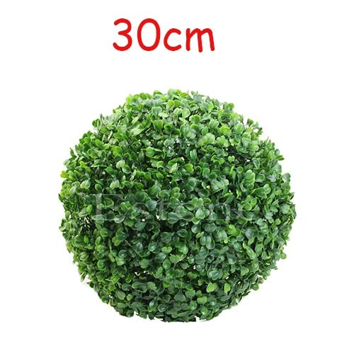 Outdoor Lighted Boxwood Topiary in US - 6
