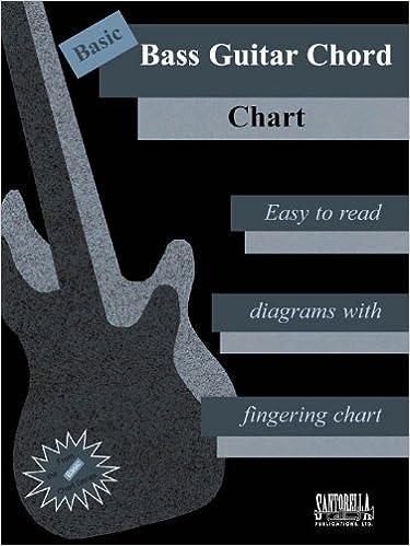 Basic Bass Guitar Chord Chart Tina Tomlins 9781890281298 Amazon