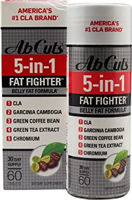 Revolution Ab Cuts? 5-in-1 Fat Fighter -- 60 Tablets