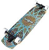 Atom Longboards Atom Freeride / Downhill Longboard - 37'' , Magic Carpet