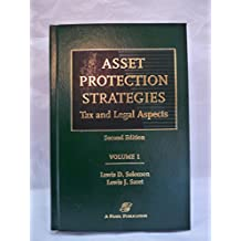 Asset Protection Strategies: Tax and Legal Aspects