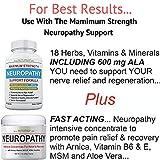 Neuropathy Nerve Pain Relief Cream - Maximum