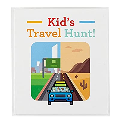 Kid's Travel Hunt | A Search & Find Game for Road Trips