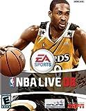 NBA Live 08 - PlayStation 2