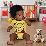 Disney Winnie The Pooh Baby Boys 5 Pack Short