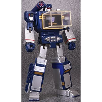 Transformers Takara Tomy Masterpieces MP-13 Soundwave (Japan Import): Toys & Games