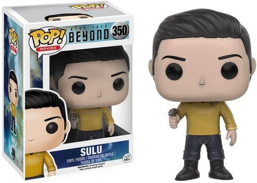 POP! Vinilo - Star Trek STB Sulu Duty Uniform