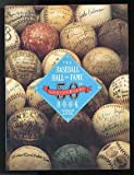 The Baseball Hall of Fame Fiftieth Anniversary Book, National Baseball Hall of Fame Staff and Gerald Astor, 0130565733