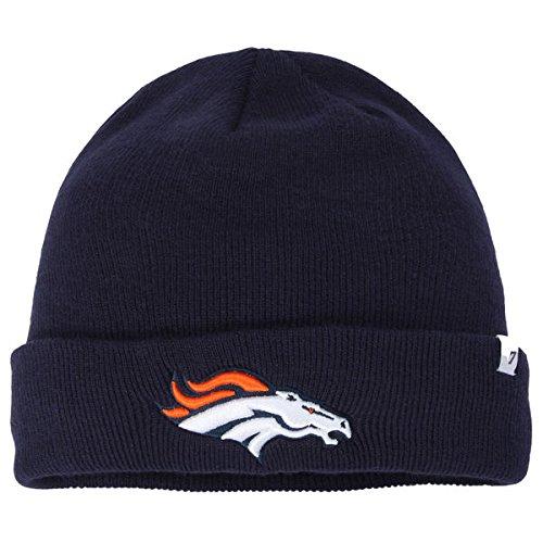 Broncos Stocking Hat: Denver Broncos Cuffed Knit Hat, Broncos Beanie, Broncos