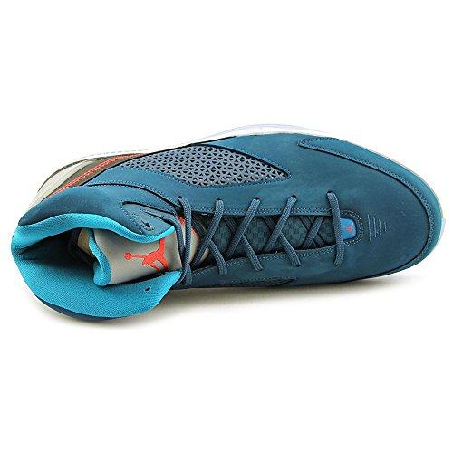 Flight Remix Nike Basket noir Sneaker Air Chaussures Jordan Bleu Vert blanc 6qwwUxR