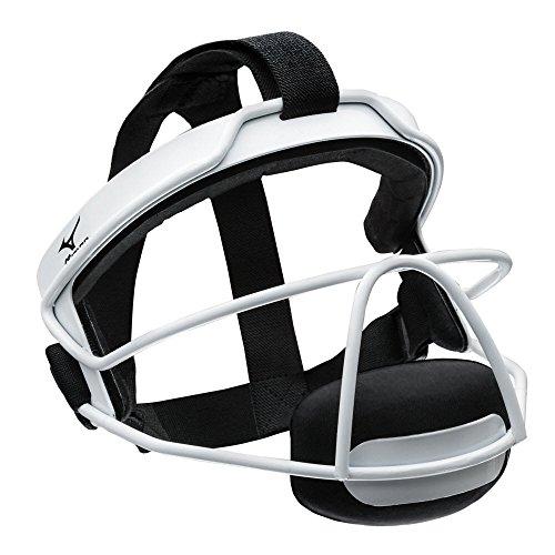 - Mizuno Fielders Mask, White