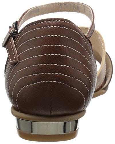 Sandal Fidji Dress V638 Women's Tan Brown 7wnFSHTqB