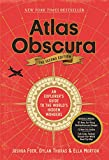 Books : Atlas Obscura, 2nd Edition: An Explorer's Guide to the World's Hidden Wonders