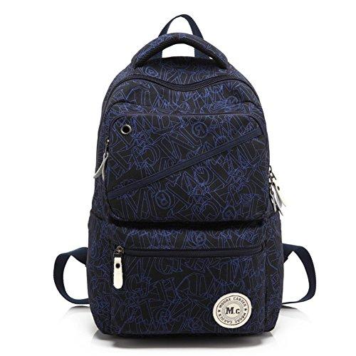mochila de los niños/ mochila de los hombres/ bolsa de estudiantes universitarios/Bolso de la computadora de ocio Coreano-A A