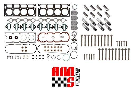 GM 5.3L AFM / DOD Active Fuel Management Lifter Replacement Kit. Head Gasket Set, Head Bolts, Full Lifter Set.