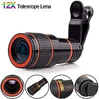 Phone Camera Lens Kit, Phone Camera Lens Telephoto Kit...