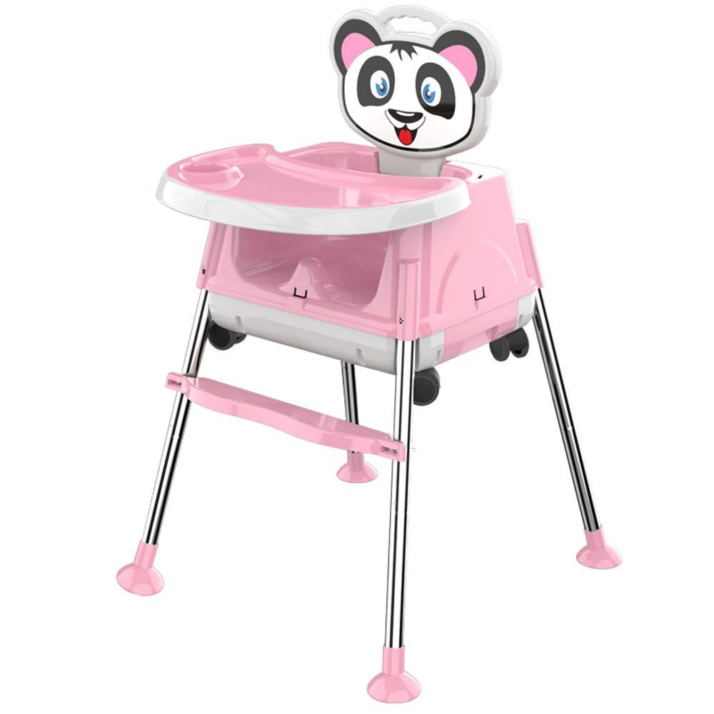 Baby tragbarer Esstischstuhl, Baby-Esszimmerstuhl, Kind, das einen Sitz isst Farbe  B C