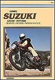 M373 Clymer 1977-1986 Suzuki GS550 Motorcycle Service Repair Manual
