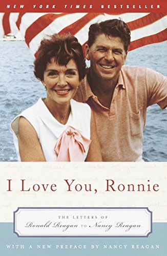 I Love You, Ronnie by Nancy Reagan