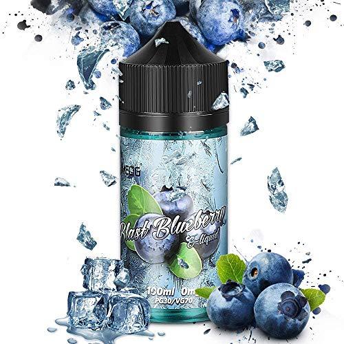 IMECIG® Premium Liquids E Liquid Vape für E Zigaretten/Elektrische Zigarette/E Shisha, VG/PG 70/30, ohne Nikotin, 100ML…