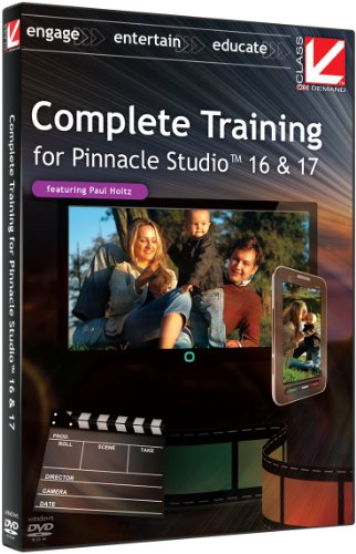 Class-on-Demand-Complete-Training-for-Pinnacle-Studio-16-and-17-Educational-Training-Tutorial-with-Paul-Holtz-1