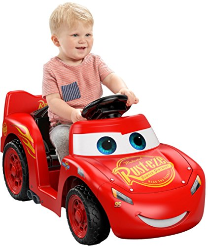 (Power Wheels Lil Lightning McQueen)