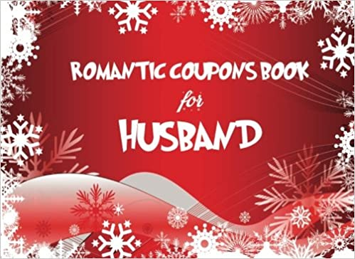Romantic Coupons Book For Husband Christmas Coupon Book Love