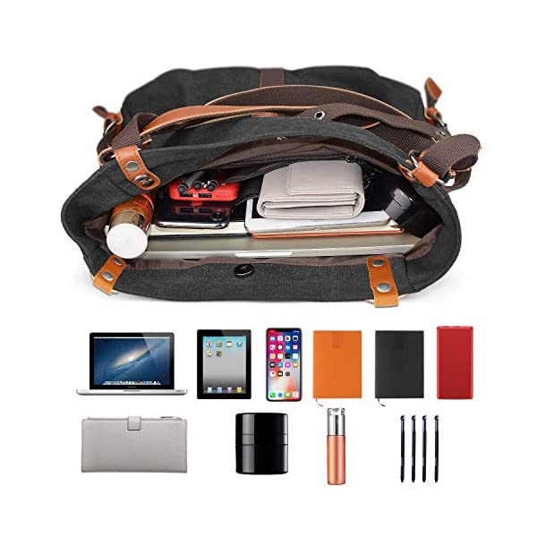 Rucksack Convertible Backpack