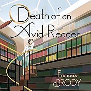Death of an Avid Reader Audiobook