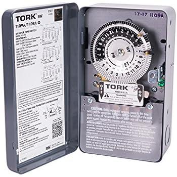 NSi Industries TORK 1109A-O Indoor/Outdoor 40-Amp Multi-Volt ... on