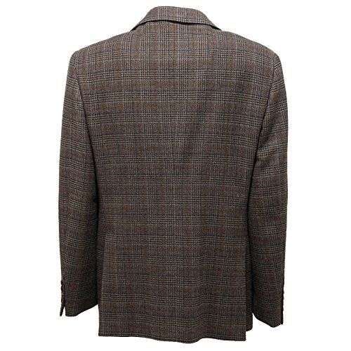 Uomo Jackets Giacche amp; Peter Men Sons Marrone Giacca 7412l Coats T5qRFF